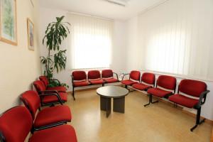 Patienten Wartebereich