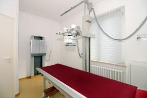 Modernes Röntgen im Haus